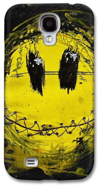 Sun Sculptures Galaxy S4 Cases - Have a Nice Day Galaxy S4 Case by J Eric Minton