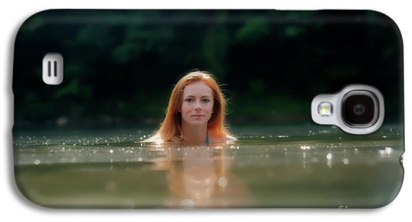 Head Above The Water Galaxy S4 Case by Dan Friend