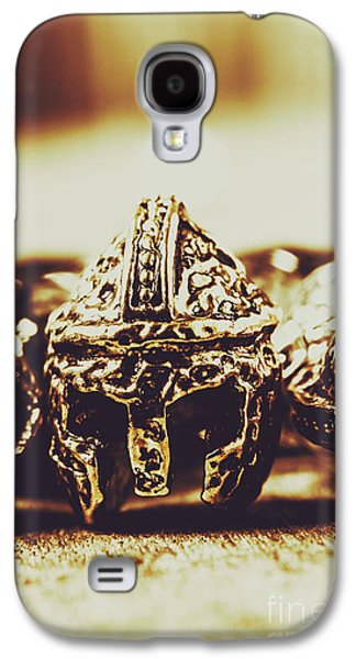 Headdress Of Medieval Antiquity Galaxy S4 Case by Jorgo Photography - Wall Art Gallery