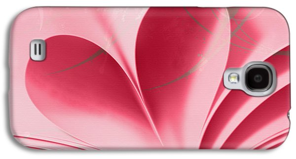Hope Photographs Galaxy S4 Cases - Heart A Flutter Galaxy S4 Case by Rebecca Cozart