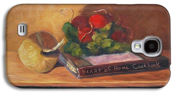 Heart Of Home Galaxy S4 Case by Teresa Lynn Johnson