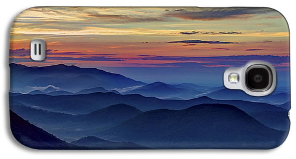 Sun Galaxy S4 Cases - Heavenly View Pretty Place Chapel Galaxy S4 Case by Reid Callaway