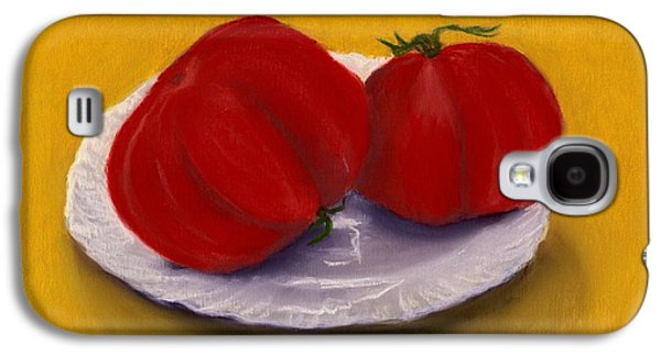 Heirloom Tomatoes Galaxy S4 Case by Anastasiya Malakhova