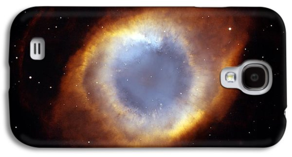 Helix Galaxy S4 Cases - Helix Nebula, Hst Image Galaxy S4 Case by Nasaesastscit.rector, Nrao