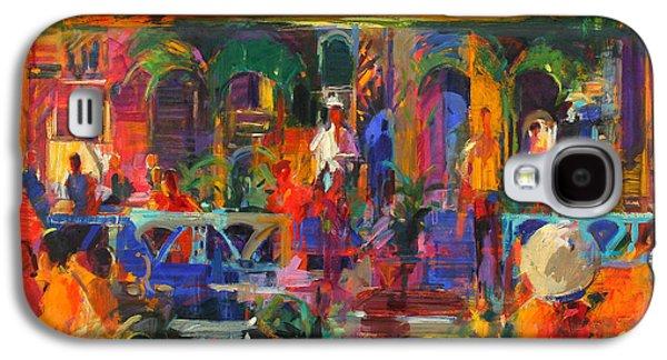Hemingway Summer Galaxy S4 Case by Peter Graham