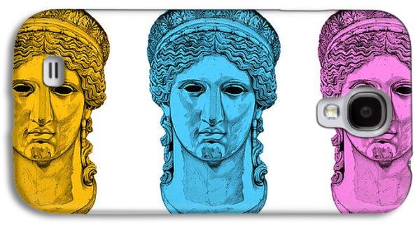 European Sculptures Galaxy S4 Cases - Hera _ V7 Galaxy S4 Case by Bruce Algra