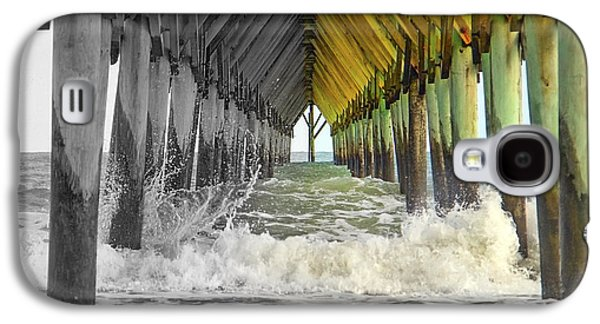 Topsail Galaxy S4 Cases - Heres Your Light at the End of the Tunnel Galaxy S4 Case by Betsy C  Knapp