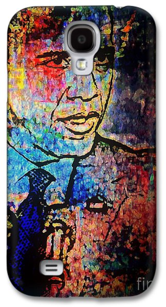 Barack Obama Galaxy S4 Cases - Hes Still The One  Galaxy S4 Case by Wbk