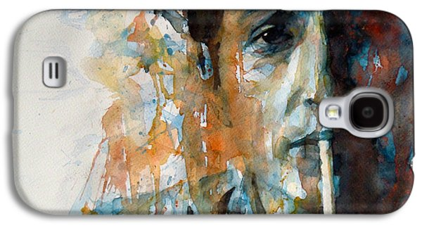 Hey Mr Tambourine Man @ Full Composition Galaxy S4 Case by Paul Lovering