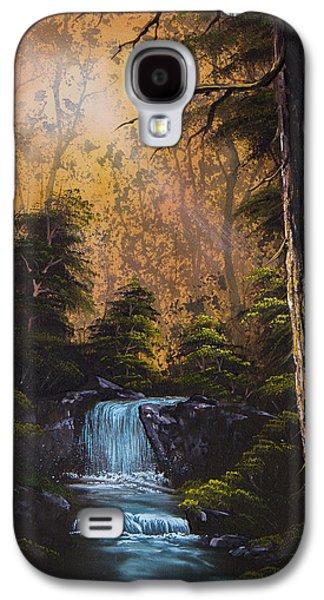 Hidden Brook Galaxy S4 Case by C Steele