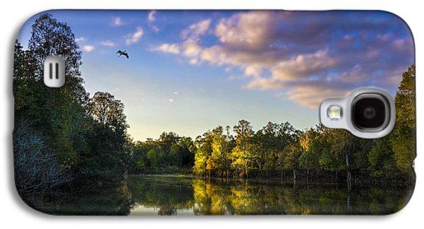 Hidden Light Galaxy S4 Case by Marvin Spates