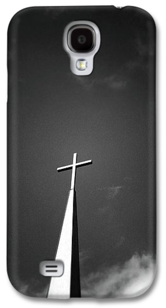 Higher To Heaven - Black And White Photography By Linda Woods Galaxy S4 Case by Linda Woods
