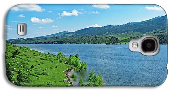 Fort Collins Galaxy S4 Cases - Hiking Trail Galaxy S4 Case by Jon Burch Photography