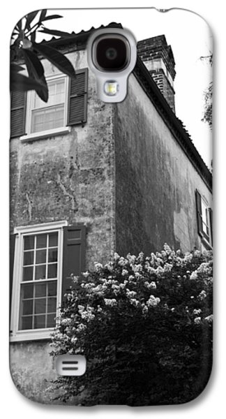 Historic Home Galaxy S4 Cases - Historic Charleston Home Galaxy S4 Case by Dustin K Ryan