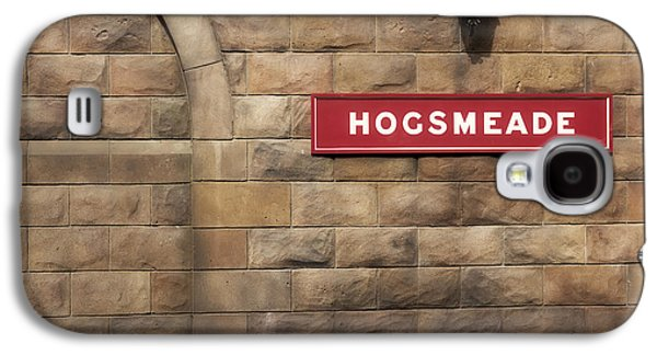 Fantasy Photographs Galaxy S4 Cases - Hogsmeade Station Galaxy S4 Case by Noah Bryant