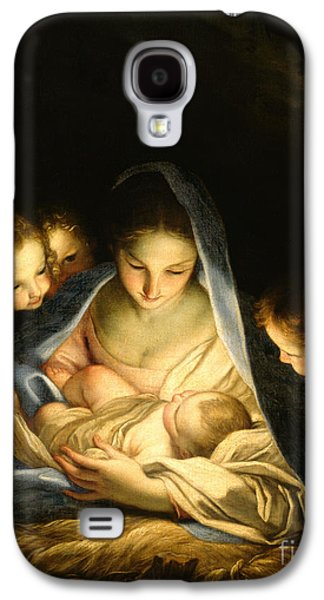Holy Night Galaxy S4 Case by Carlo Maratta