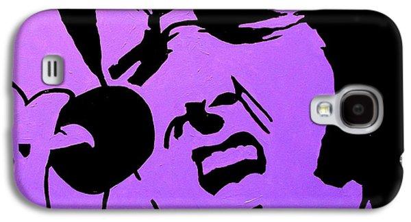 Homage To Elvis Galaxy S4 Case by John  Nolan