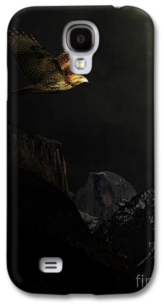 Free Mixed Media Galaxy S4 Cases - Homeward Bound Galaxy S4 Case by Wingsdomain Art and Photography