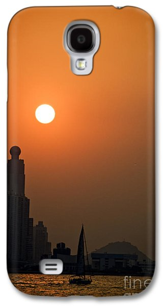 Hong Kong Coast Galaxy S4 Case by Ray Laskowitz - Printscapes