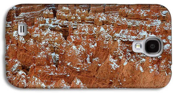 Colum Galaxy S4 Cases - Hoodoos of sunset point in Bryce Canyon Galaxy S4 Case by Pierre Leclerc Photography