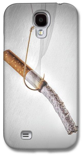 Hooked Galaxy S4 Case by Tom Mc Nemar