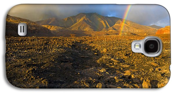 Miracle Galaxy S4 Cases - Hope from Desolation Galaxy S4 Case by Mike  Dawson