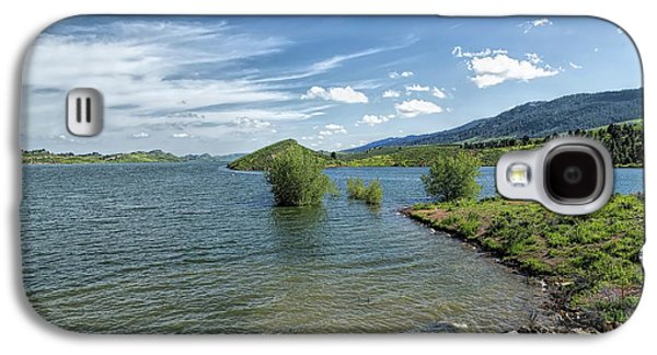 Fort Collins Galaxy S4 Cases - Horsetooth Spring Galaxy S4 Case by Jon Burch Photography