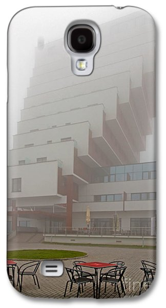 Hotel Panorama Slovakia Galaxy S4 Case by Christian Hallweger