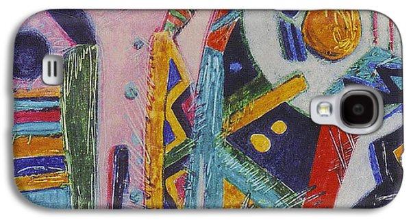 Huevos Rancheros Galaxy S4 Case by Pamela Iris Harden