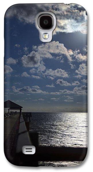 Hunter's Moon Galaxy S4 Case by Laura Fasulo