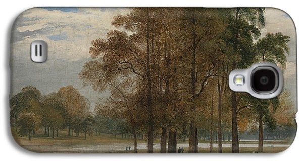 Hyde Park Galaxy S4 Case by John Martin