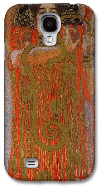Hygieia Galaxy S4 Case by Gustav Klimt