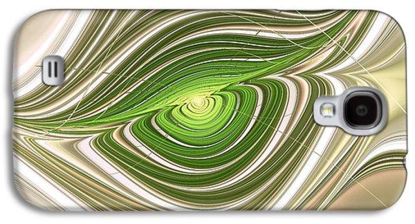 Hypnotic Eye Galaxy S4 Case by Anastasiya Malakhova
