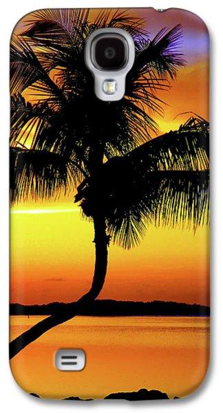 Hypnotic Galaxy S4 Case by Karen Wiles