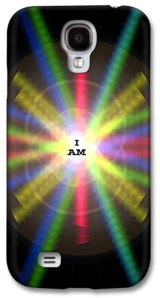 Quaker Digital Galaxy S4 Cases - I Am Galaxy S4 Case by John Vincent Palozzi