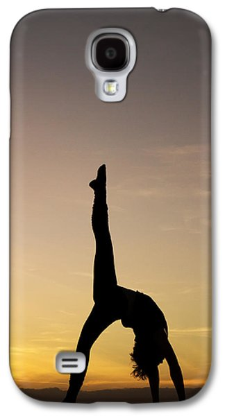 Action Photographs Galaxy S4 Cases - I Feel Free Galaxy S4 Case by Stylianos Kleanthous