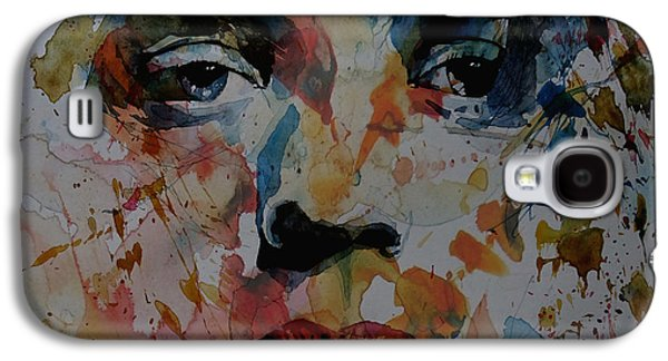 I Know It's Only Rock N Roll But I Like It Galaxy S4 Case by Paul Lovering