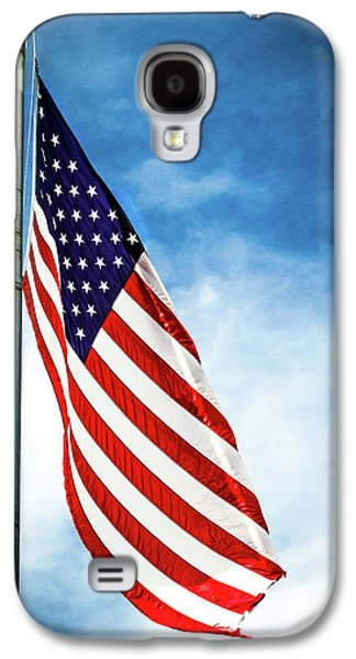 I Pledge Allegiance Galaxy S4 Case by Shelby  Young