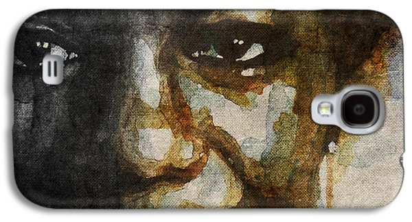 I Put A Spell On You Cause Your Mine  Galaxy S4 Case by Paul Lovering