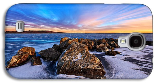 Bill Caldwell Galaxy S4 Cases - Icebound 2 Galaxy S4 Case by Bill Caldwell -        ABeautifulSky Photography