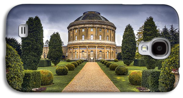Ickworth House Galaxy S4 Case by Svetlana Sewell