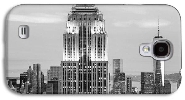 Iconic Skyscrapers Galaxy S4 Case by Az Jackson