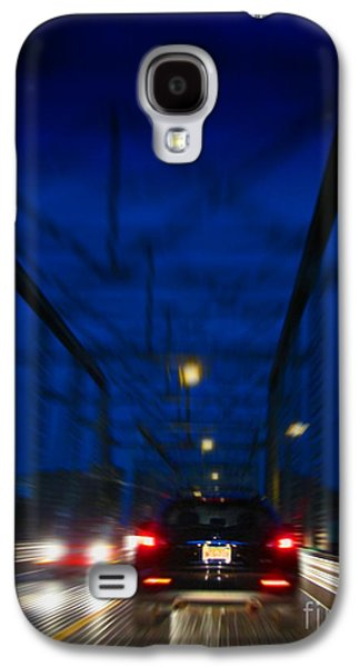 Original Art Photographs Galaxy S4 Cases - Id Drive All Night Galaxy S4 Case by Colleen Kammerer