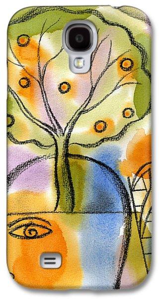 Idea Galaxy S4 Case by Leon Zernitsky
