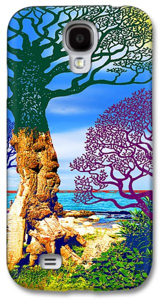 If A Tree Falls In Sicily Color 1 Galaxy S4 Case by Tony Rubino
