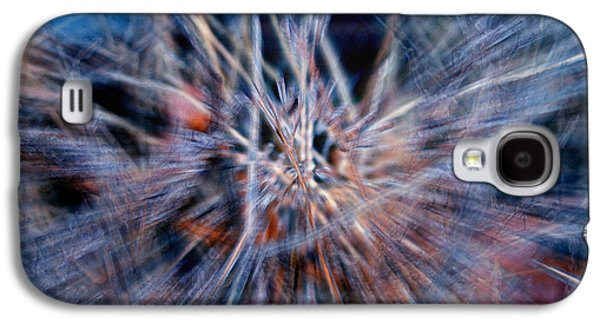 Abstract Digital Art Galaxy S4 Cases - Im Dreaming Galaxy S4 Case by Linda Sannuti