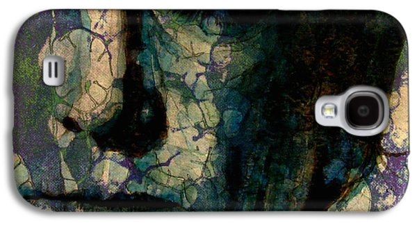 Beatles Galaxy S4 Cases - Im Only Sleeping Galaxy S4 Case by Paul Lovering