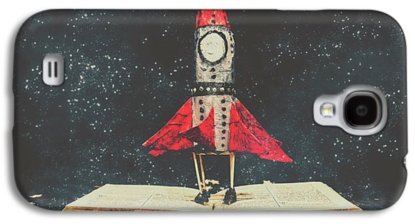Imagination Is A Space Of Learning Fun Galaxy S4 Case by Jorgo Photography - Wall Art Gallery