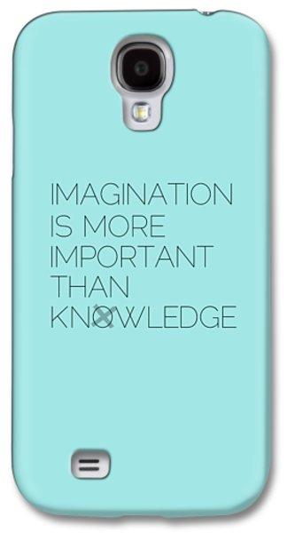 Imagination Galaxy S4 Case by Melanie Viola