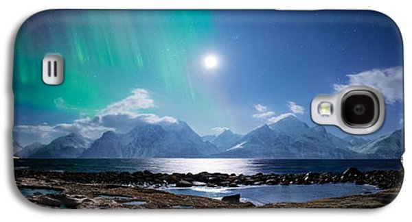 Norway Galaxy S4 Cases - Imagine Auroras Galaxy S4 Case by Tor-Ivar Naess